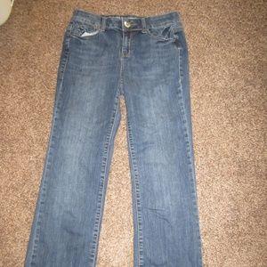 DKNY SOHO Boot Jeans Size 4